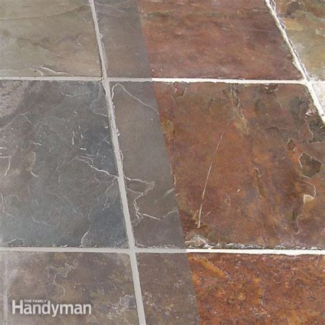 removing grout from tile how to remove grout from tile the family handyman