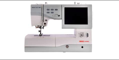 Memory Craft 11000 Sewing Machines Needle Machine Silayi