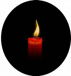 Clipart - Candle