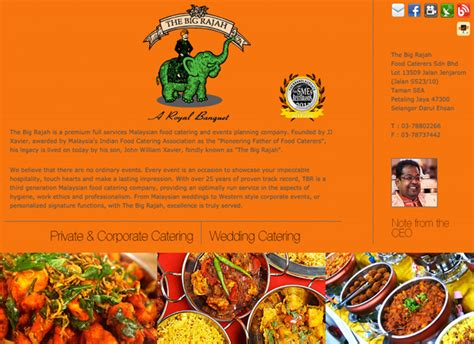buffet cuisine occasion 15 indian food caterers for deepavali jewelpie