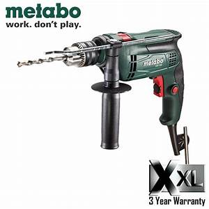 Sbe650 Metabo 13mm 650w Hammer Drill
