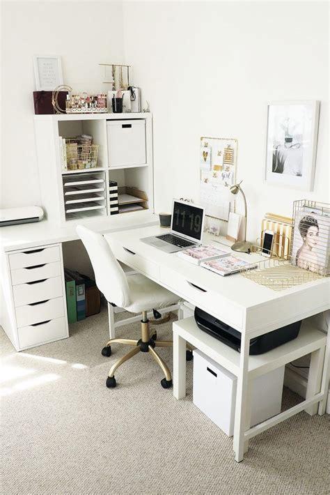 Corner Desk Organization Ideas by Best 25 Home Office Ideas On Pinterest