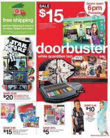 target black friday 2017 sale flyer ad scan blacker