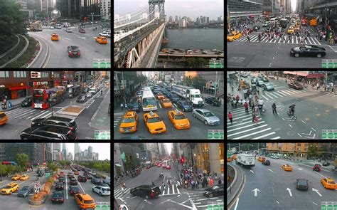Watching City Traffic On Camera  The New York Times