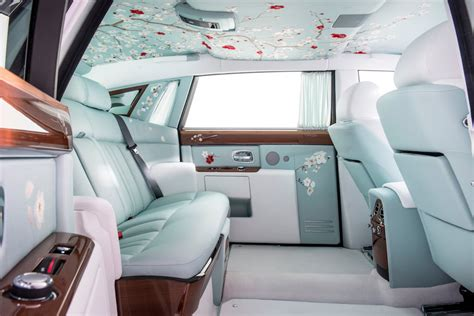 The 7 Most Luxurious Car Interiors