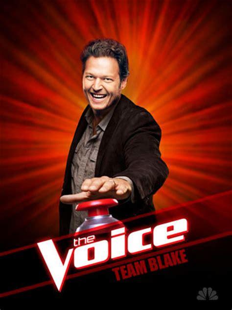 blake shelton team the voice teams season 3 s performers the hollywood