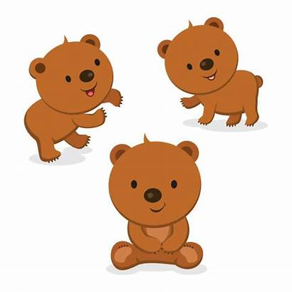 Bears Cub Bear Clipart Illustration Vector Clip