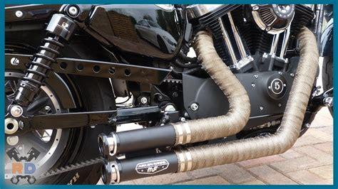 Motorbike Exhaust Wrap