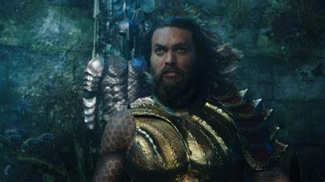 aquaman official trailer   playing  theaters