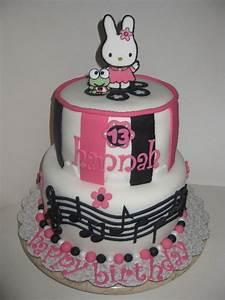 Hannah's Hello Kitty Birthday Cake