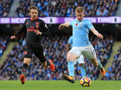 Result: Manchester City march on with Arsenal victory