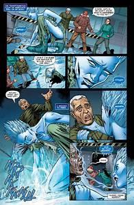 Killer Frost (New 52) vs Human Torch - Battles - Comic Vine