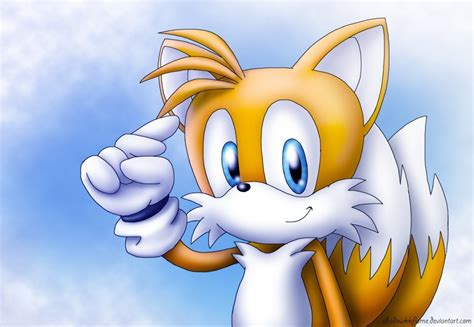 Sonic The Hedgehog Hd Wallpaper Tails And Cosmo Prower Images Tails Hd Wallpaper And Background Photos 14207632