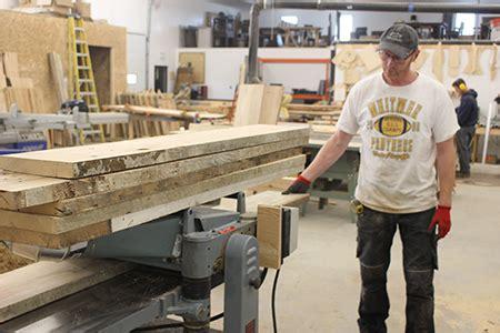 barns reborn  custom furniture wood industry