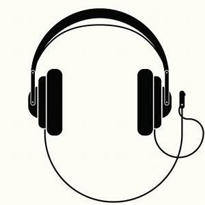 Headphones Clip Art, Vector Images & Illustrations - iStock