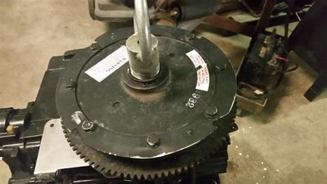 force outboard  flywheel assembly