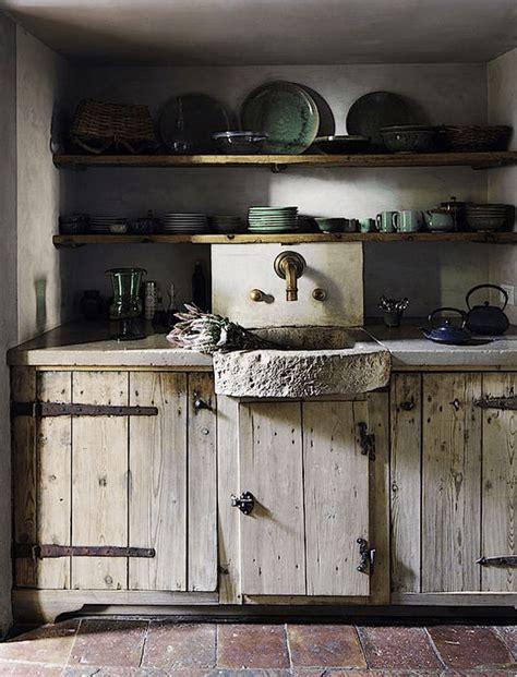 lavelli in pietra da cucina i lavelli della cucina in pietra per un angolo cottura shabby