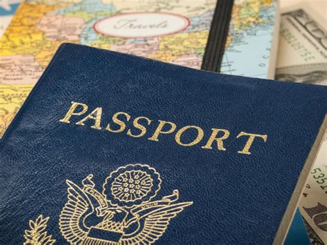 How The Passport Became An Improbable Symbol Of American