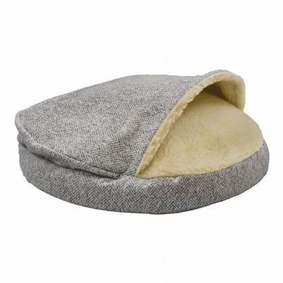 Cozy Cave Dog Bed Luxury Orthopedic Pet
