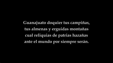 himno de guanajuato youtube