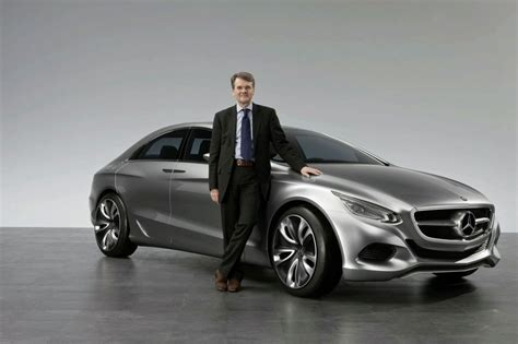 New Mercedes F800 Style Concept Revealed Details And