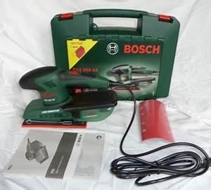 Bosch Schwingschleifer Pss 250 Ae : bosch pss 250 ae mein ~ A.2002-acura-tl-radio.info Haus und Dekorationen