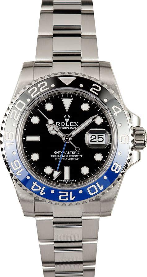 Rolex Blue GMT-Master II