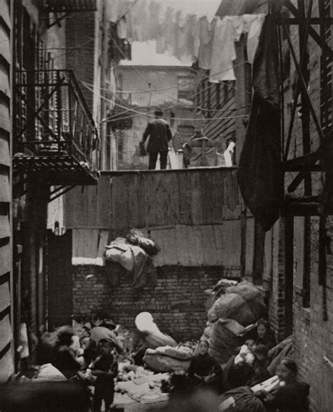 Jacob A Riis Revealing New York's Other Half Monovisions