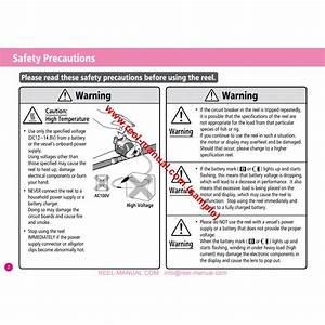 Shimano 2012 Plemio 3000 Download Original User Manual