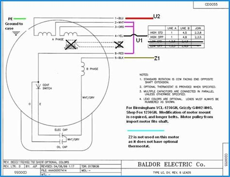 Electric Motor Wiring Diagram 220v by Wiring Diagram For 220 Volt Single Phase Motor