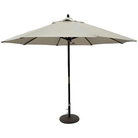 coral coast 9 ft sunbrella commercial grade aluminum wind