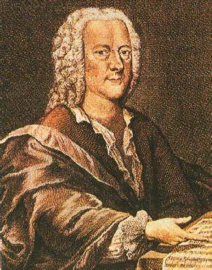 Georg Philipp Telemann (composer)  Short Biography
