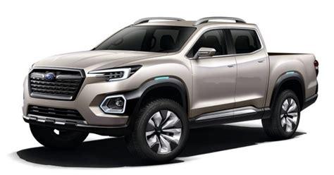 2019 Subaru Pickup Truck Speculations, Design  New Truck
