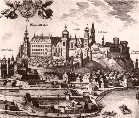 cuisine polonaise wawel chateau royal et cathédrale de cracovie vieille
