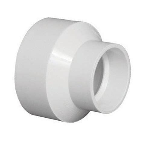 """3"""" x 1 1/2"""" DWV PVC Reducer Fitting D102 337"""