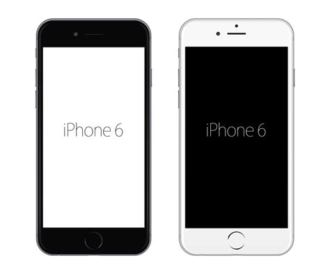 iphone 6 template dribbble iphone 6 png by george otsubo