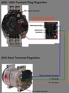 Delco 11si Alternator Wiring Diagram