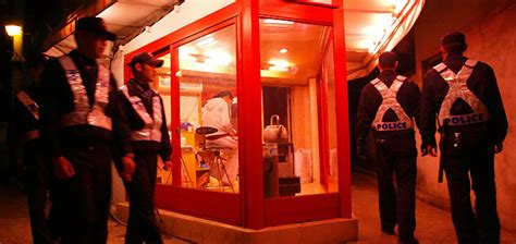 seoul red light district korea 39 s trade in legal limbo