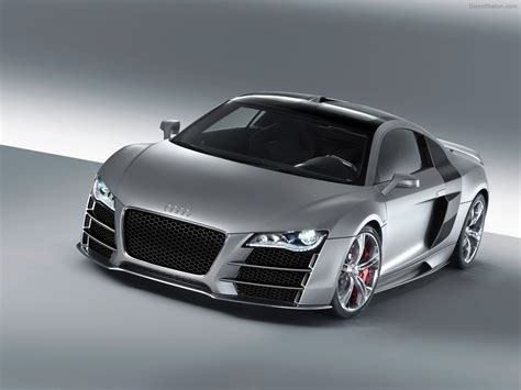 Audi R8 Tdi by Audi R8 V12 Tdi Concept Pics Car Photo 17 Of 44
