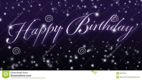 happy birthday banner stock illustration image of chrome 6976190