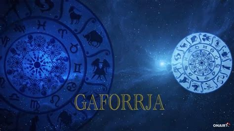 HOROSKOPI PËR VITIN 2020 - GAFORRJA - YouTube