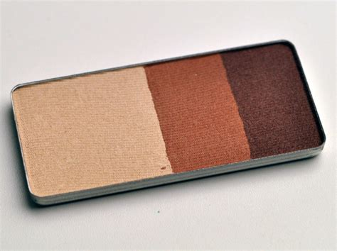 Aveda Golden Jasper Eye Color Trio Review, Photos, Swatches
