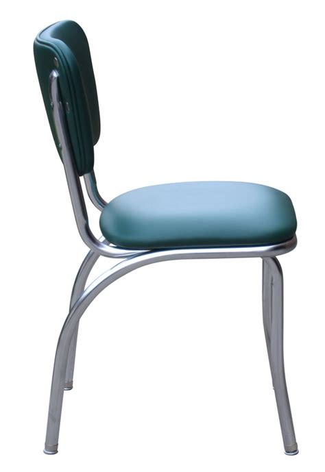 diner chair 4110 chrome diner chairs for kitchens