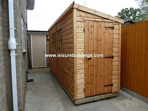 narrow shed ideas  pinterest garden shed