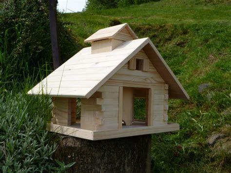 fabriquer une maison pour oiseaux en bois ventana