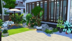 Styl Deco Veranda : sims 4 deco colonial ~ Premium-room.com Idées de Décoration