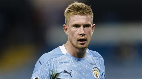 De Bruyne injury setback for Manchester City but Aguero is ...