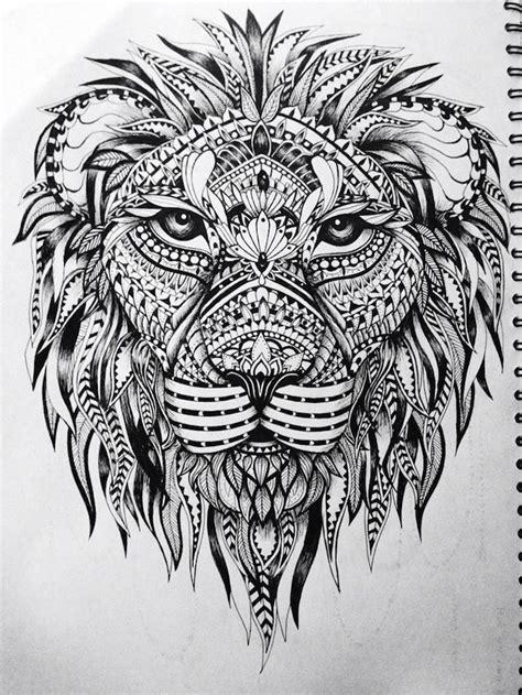 coole loewen tattoo ideen zur inspiration art