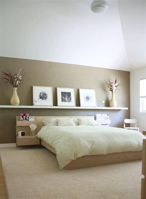 Bedroom Fair Bedroom Decoration Using Rectangular White