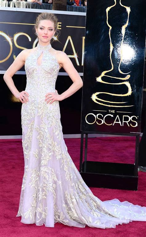 Amanda Seyfried from Worst Dressed at the 2013 Oscars | E ...